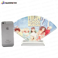 Sublimation crystal photo frame for wedding gift made in china yiwu hot sale