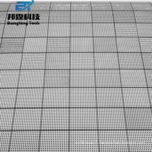 Feuille en aluminium perforée de haute qualité de prix bon marché pour la décoration de mur