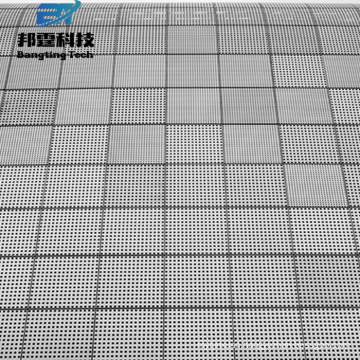 Cheap price high quality perforated aluminum sheet for wall decoration