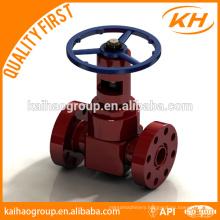 API 6A drill wellhead 21Mpa Christmas Tree Valves