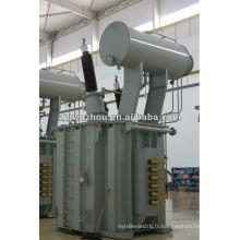 35KV HSSP Electric Power ARC Transformateur de four à fusion par induction d'huile