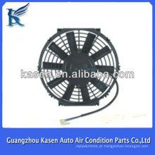 Automotivo equipamento 80w 10 polegadas auto ventilador de resfriamento eletrônico