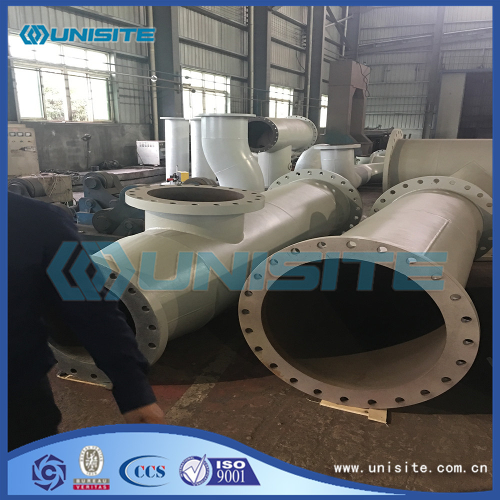 Steel Air Jet Pipe