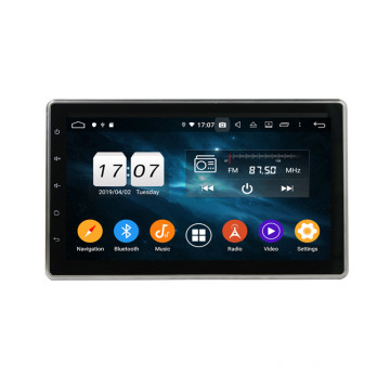Klyde 10,1 Zoll Android Universal Car Multimedia