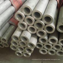 Tubos sem costura de aço inoxidável-ASTM A213 TP304