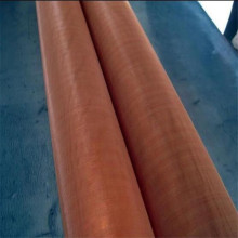 Red Copper Wire Mesh for Filtering