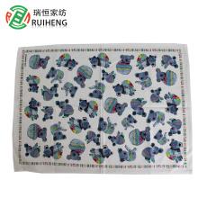 Cotton Plain Tea Towels Decorative Kitchen Towel Set
