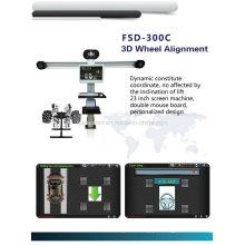 Alinhador de Rodas 3D FOSTAR-300C