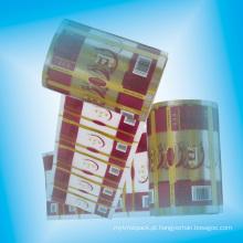 Zx Preço de Fábrica Foodstuff Packaging Film