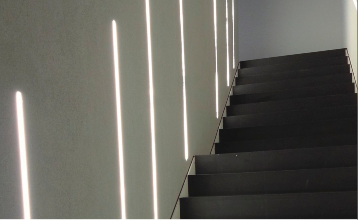 Linear Light In Ceiling