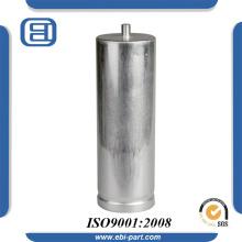 Алюминиевый корпус HVAC для электролитического конденсатора вентилятора