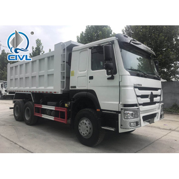 Camion à benne basculante SINOTRUK HOWO 10 roues