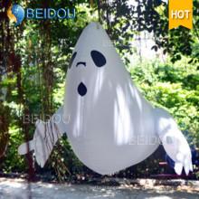 Halloween Decoraciones Casa Gato Negro Inflable Calabaza Espíritu Espíritu
