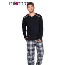 Miorre пижамы мужские пижамы набор