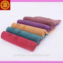 Melhor venda de toalha de banho 70x140, toalha de algodão terry