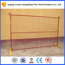 Color Coated Temporary Construction Fencing Construction Site Fencing