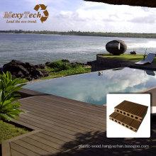Factory Sales! WPC Deck Railing Swimming Pool Wood Flooring