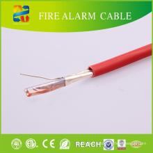 Échantillon gratuit câble d'alarme incendie avec veste en PVC