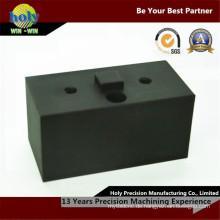 Zertifizierter Fabrik-bearbeitender anodisierter Aluminiumfall CNC