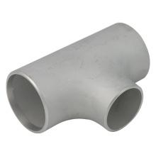 Tp316l труба нержавеющей стали сварное соединение встык тройника