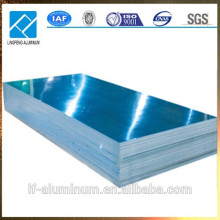 Aluminum Sheet With Blue PVC Film Coated In Low Price