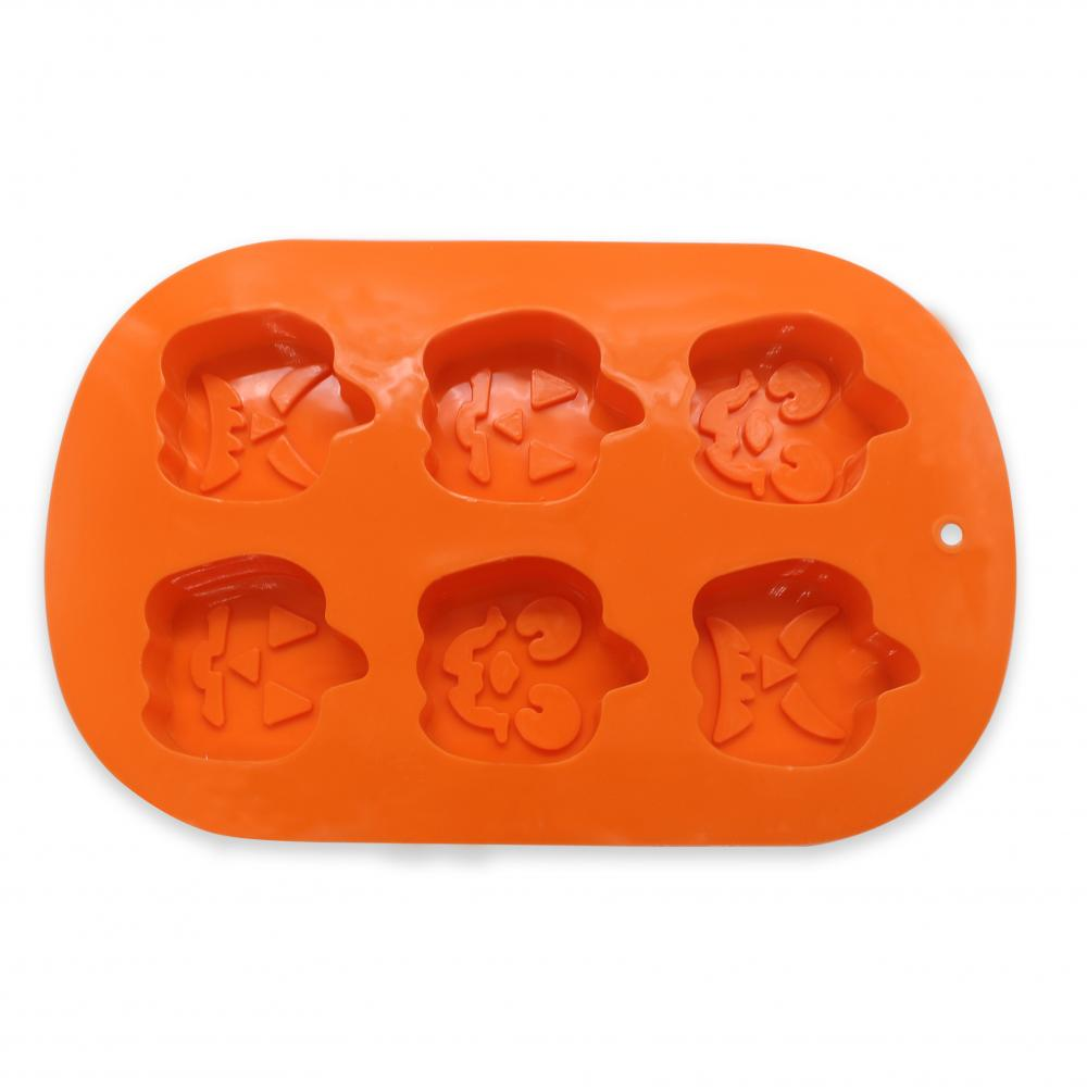 Silicone Backing Mould