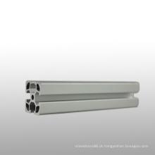Perfil de alumínio para janela de decoração