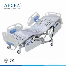 AG-BY007 inclinable eléctrico ajustable hogar barato reclinable hospital médico cama fabricantes