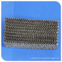 Refinery Industry Metal Corrugated Packing