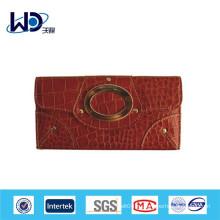 Женская мода фирменная кошелек из натуральной кожи