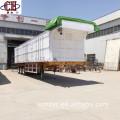 6 Axle Dumper Semi Trailer For Uzbekistan