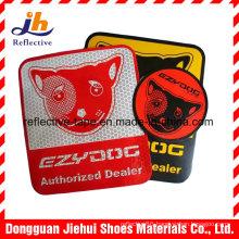Customized Reflective PVC Sticker for Bag/Garments