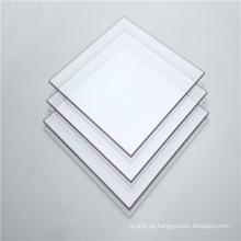 Kunststoff-Innentüren Polycarbonat Solid Clear Panel