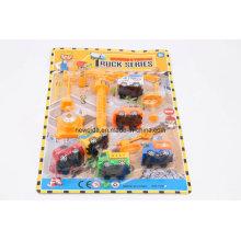 De Buena Calidad Palyset Truck Series Mini Car Model Toys para niños