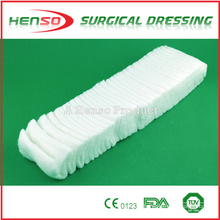 HENSO Precut Zig-Zag Cotton Pad