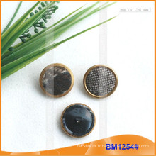 Boutons de couverture de tissu de bouton de combinaison de boutons de moisson BM1254