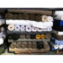 A grade cotton fabric stock