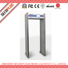 Sound and Light Alarm 24 Zones Archway Door Frame Metal Detector Gate SPW-300C