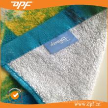 Tlfe Home Textile 1PC 34 * 75cm 100% algodão toalha de rosto para adultos Toalhas macias de praia de secagem rápida para casa e jardim de presente D0114