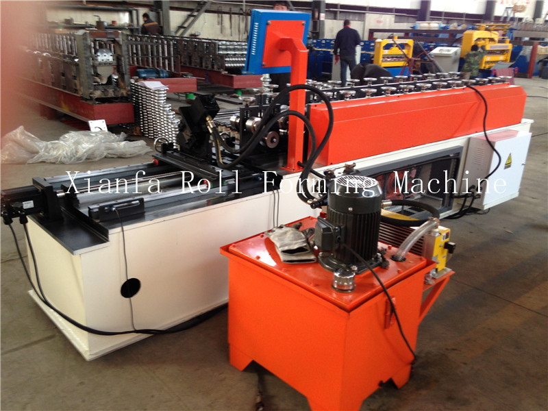 Light Keel Roll Forming Machine (2)
