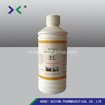 Dung dịch Bromhexine Hydrochloride 500ml