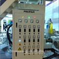 sistema de doble tracción ABA 3 capas máquina de soplado de películas de PE coextrusión
