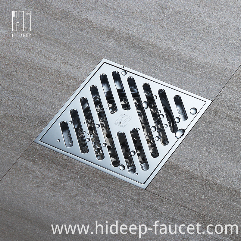 Network Leakage Floor Drain