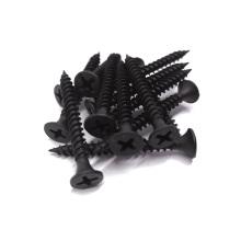 Hot sale black phosphatic gypsum galvanized collated drywall screw