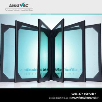 Landvac 2016 venta caliente gran vacío vidrio bajo E para iglú vidrio