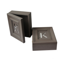 New Letter MDF Box with Letter Mirror