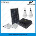 Iluminación doméstica recargable con carga de teléfono (PS-K015)