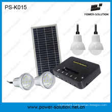 Rechargeable Portable Solar Power Home Light with Phone Charging (PS-K015)
