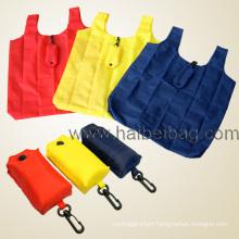 Portable Nylon Foldable Bag (hbfb-36)