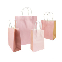 Customized Sze Art Fancy Cardboard Woodfree shopping Paper bag